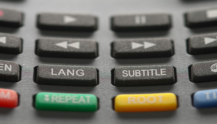 Catch up TV services have played a major role in the evolution of the subtitling field.