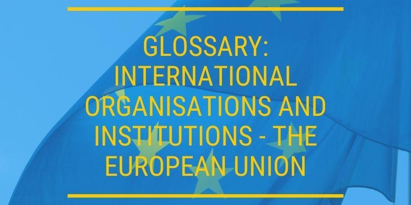 EU Institutions