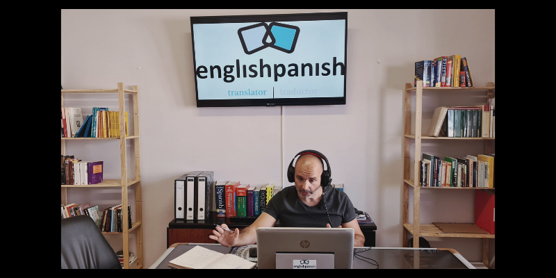 What is remote interpreting?
