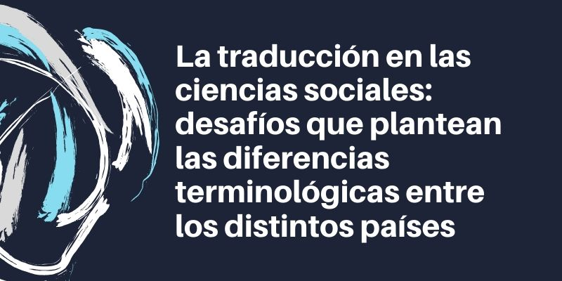 La traducción en las ciencias sociales