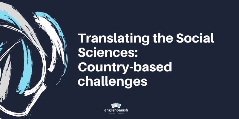 Translating the Social Sciences: Country-based challenges